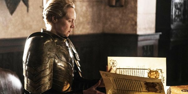 Game Of Thrones: What Brienne Wrote About Jaime