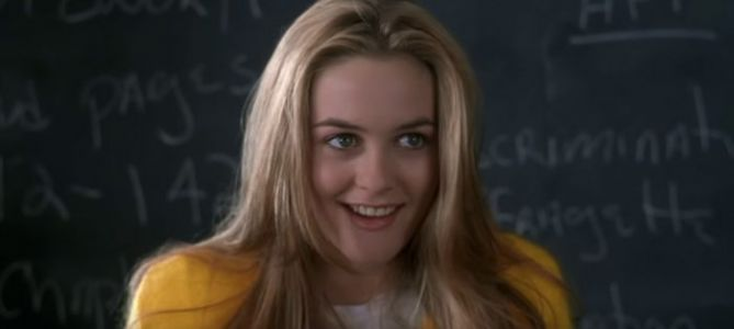 VOTD: Watch Cher's Speech in 'Clueless' Performed by Adam Driver, Andrew Garfield & More
