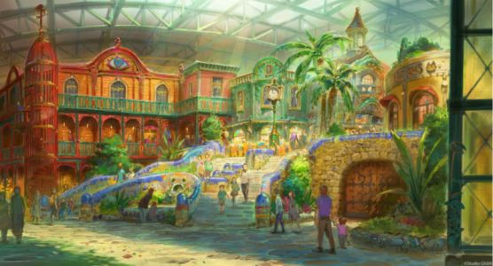 Studio Ghibli Releases Tantalizing Concept Art for Its New Theme Park, Opening in Japan in 2022