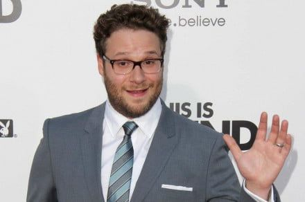 Seth Rogen leads an all-star lineup for Netflix special 'Hilarity for Charity'