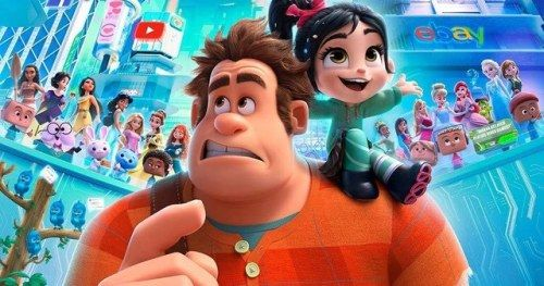 Wreck-It Ralph 2 Review: Disney Princesses Are Worth the Price