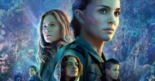 Annihilation Blu-ray and DVD Release Date and Details