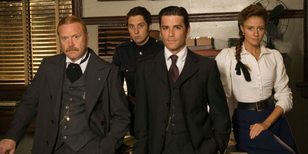 Is Murdoch Mysteries Season 8 On Netflix? | Screen Rant