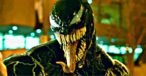 New Venom Trailer Gives First Look at Symbiote