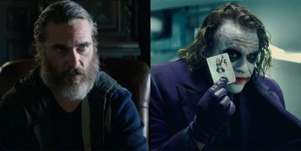 Joaquin Phoenix Won't Let Heath Ledger's Iconic Joker Scare Him Away from the Role