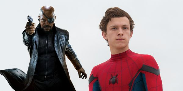 Samuel L. Jackson Returns for Spider-Man: Far From Home Reshoots