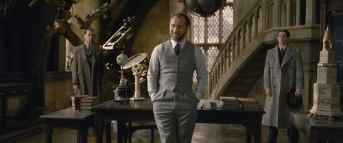 Marvel Security is Even Crazier Than Harry Potter's, Jude Law Reveals
