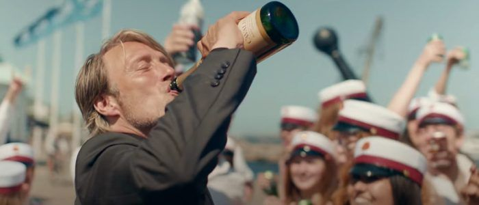 'Another Round' Trailer: Mads Mikkelsen Experiments With Drinking During Work, and the Results Are Intoxicating