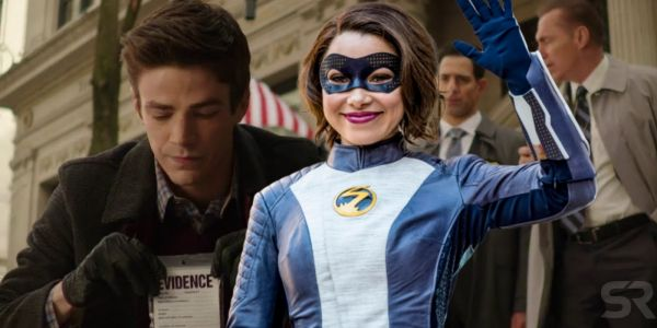 The Flash Just Gave Nora An Origin Story