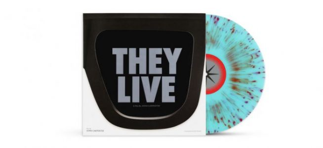 'They Live' Vinyl Soundtrack Coming From Mondo