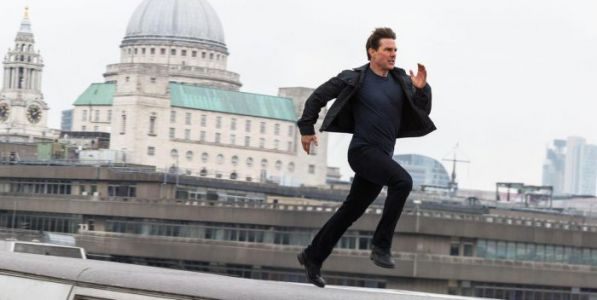 The Morning Watch: Tom Cruise Running Scenes Mapped, How Ian McKellen Acts with His Eyes & More