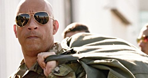 First Look at Vin Diesel in BloodshotVin Diesel has released the