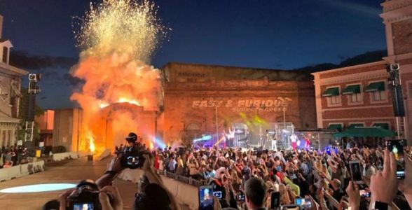 Fast & Furious - Supercharged: Everything We Learned About Universal Studios Florida's New Ride