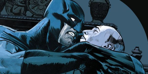 Batman Finally Uncovers The Secret of Alfred's Death