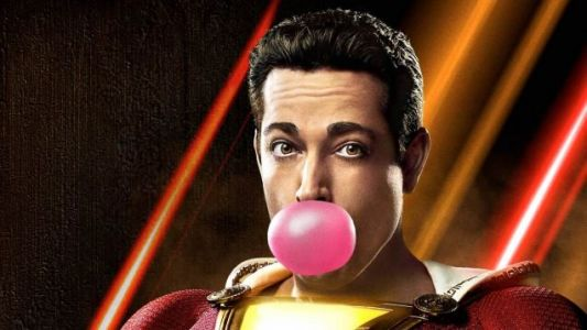 SHAZAM! Earns Its Exclamation Point With New Poster