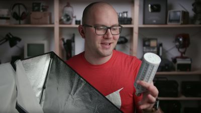 This Budget Video LED Light Kit Will Only Set You Back 100 Bones