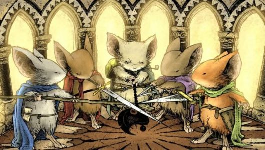 Fox's Mouse Guard Film Halted by Disney