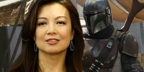 The Mandalorian Casts Agents of SHIELD Star Ming-Na Wen