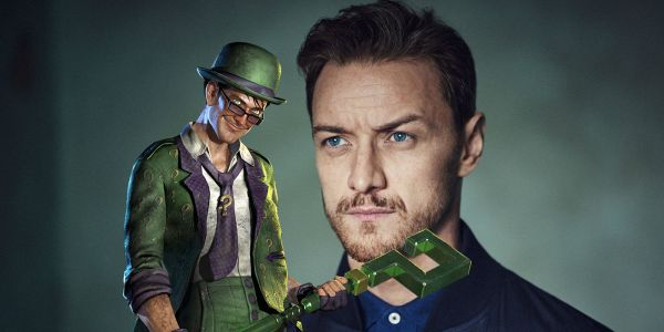 James McAvoy Wants to Play The Riddler in the DCEU