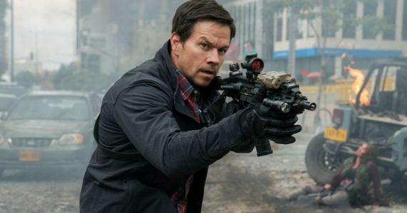 Mark Wahlberg to Replace Chris Evans in Antoine Fuqua's Infinite?