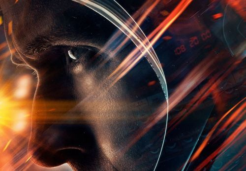 First Man Poster Takes One Small Step for Poster-Kind