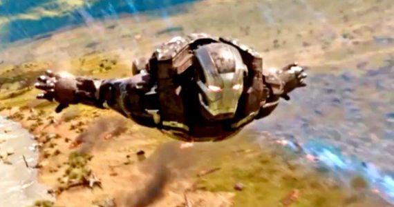 War Machine Joins the Battle for Wakanda in Latest Infinity War Footage