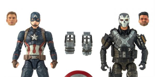 MCU Gets 10th Anniversary Action Figures From Marvel Legends