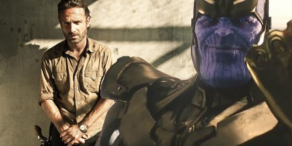 The Walking Dead Crossover Pokes Fun at Avengers: Infinity War