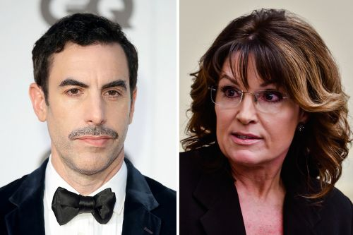 Sacha Baron Cohen Invites Sarah Palin To Be Golden Globes Date Following His Nomination For 'Who Is America'