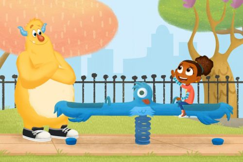 Stream It Or Skip It: 'Esme & Roy' On HBO, A Sesame Workshop Show About Monster Sitters