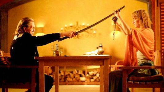 Quentin Tarantino & Uma Thurman Have Been Talking About KILL BILL VOL. 3
