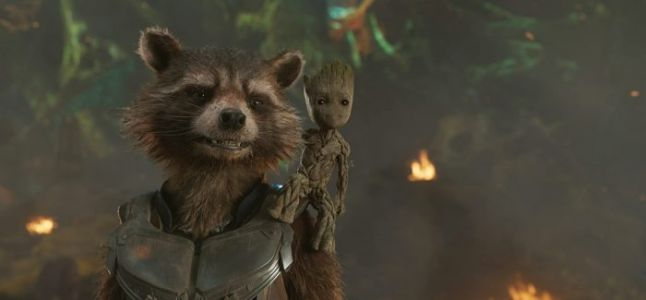 """Rocket Raccoon's Past Will Be a """"Big Part"""" of 'Guardians of the Galaxy Vol. 3,' James Gunn Teases"""