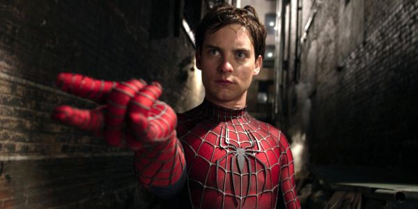 Spider-Man PS4 Game Finally Adds Tobey Maguire's Movie Costume
