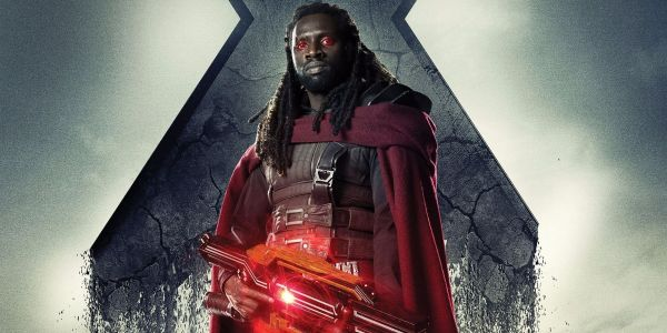 Omar Sy's Bishop Was The X-Men Franchise's Most Wasted Character