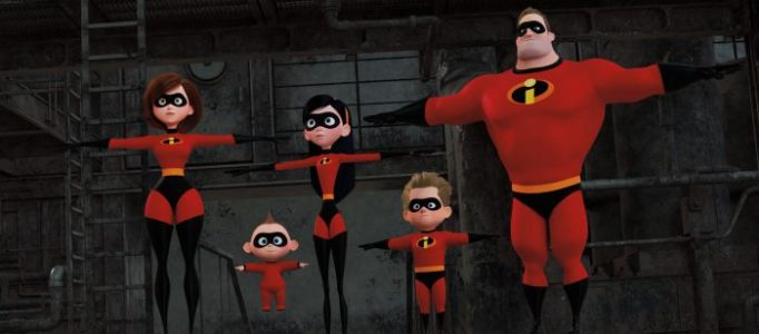 See How a Shot from 'Incredibles 2' Evolves from Storyboard to Final Animation