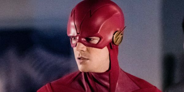 The Flash's Grant Gustin Was Totally Tripped Out By Tyler Hoechlin's Superman
