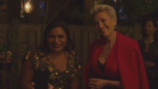 New Late Night Clip with Emma Thompson and Mindy Kaling