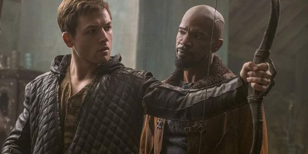 The Toughest Part Of Making Robin Hood, According To Jamie Foxx