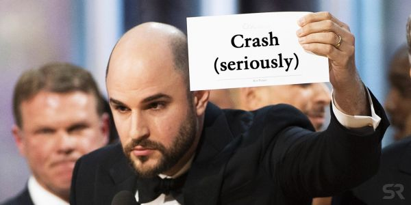 The Oscars' Most Shocking Moment Is Still Crash