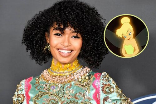 Disney Taps Yara Shahidi for Tinkerbell in Live-Action Peter Pan