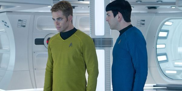 Quentin Tarantino Clears Up A Mystery About His Star Trek Project