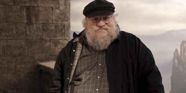 George R.R. Martin Looking Forward To Captain Marvel in Avengers: Endgame