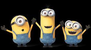 Why Minions need to wear Glasses?