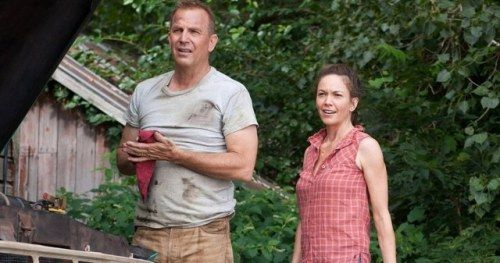 Kevin Costner & Diane Lane Reunite for Thriller Let Him