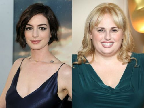 Anne Hathaway and Rebel Wilson Comedy Set for 2018 by MGM