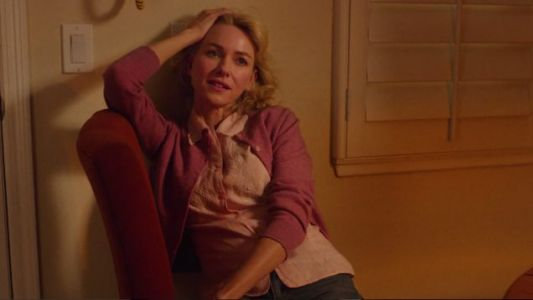 Naomi Watts Is Going To Scold Us All In Joe Carnahan's BOSS LEVEL