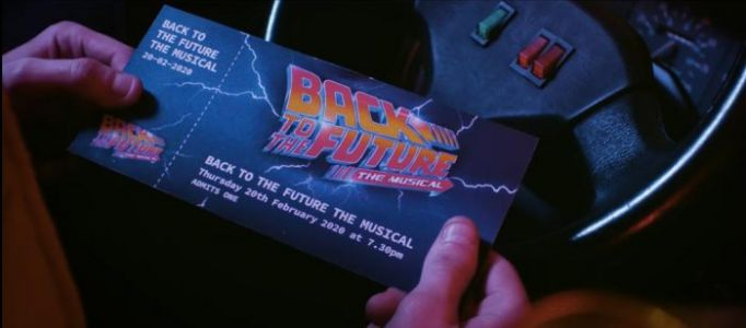 'Back to the Future' Musical Teaser Captures the Vibe of the Original Movie's First Trailer