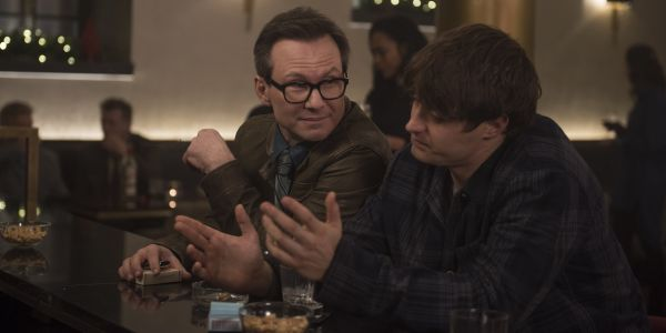 Christian Slater Interview: The Wife