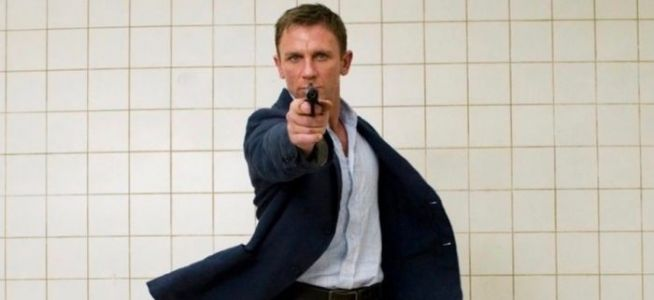 'Bond 25' is Officially Titled 'No Time to Die'