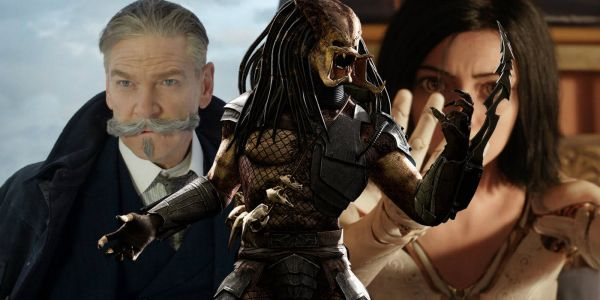 Death on the Nile, The Predator & Alita Movie Get New Release Dates